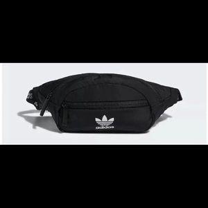 Adidas originals fanny pack in black new